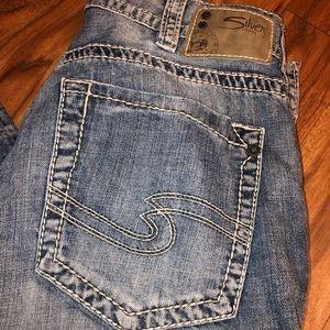 Silver jeans Zac Mens jeans 34/30